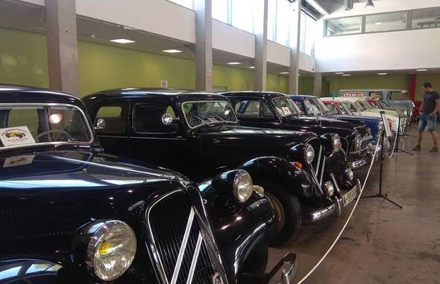 Feria del Automóvil clásico y de época