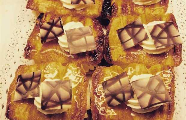 Pastelería Café Nueva York