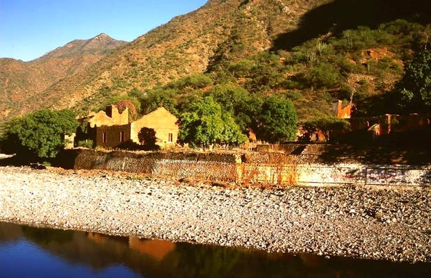 Ex Hacienda de Batopilas