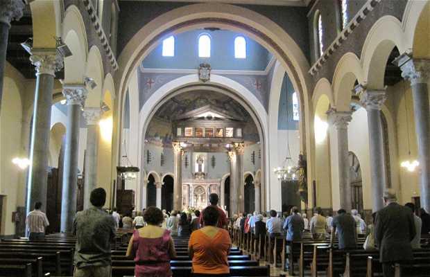 Basilique de Sant Josep Oriol
