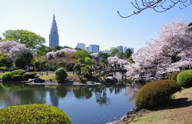 Parco Shinjuku Gyoen