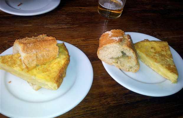 Restaurante Bizkarra