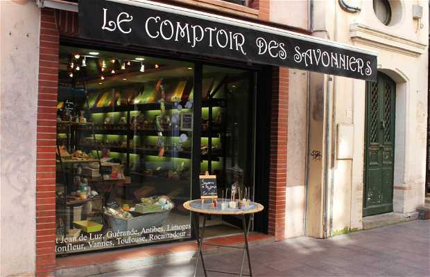 Le comptoir des savonniers toulouse 1 exp riences et 2 - Le comptoir des savonniers ...