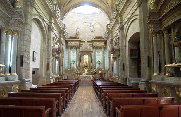 Templo Santa María de Gracia