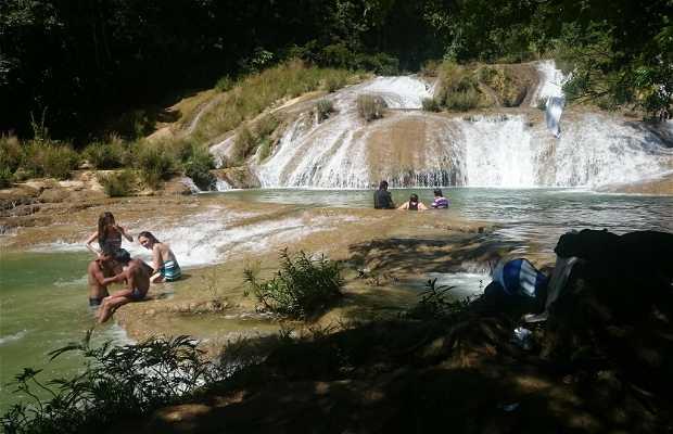 Cascadas Welib Há