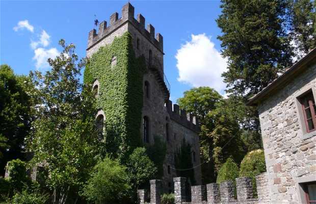 Castillo de Porciano