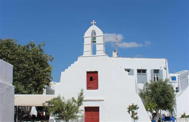 Igreja Católica de Mykonos