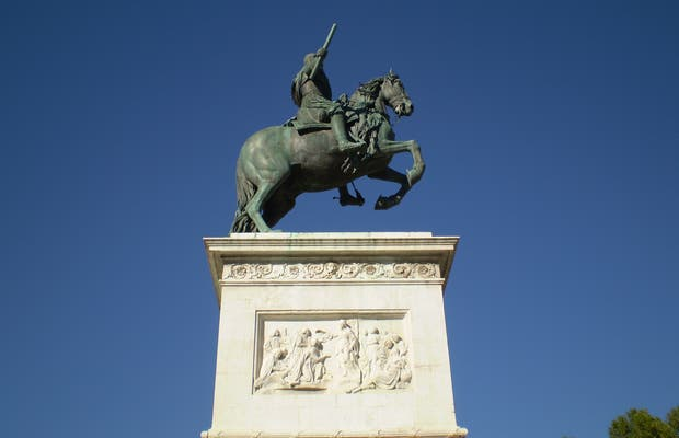 Monument to Philip IV of Spain