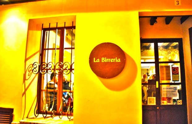 La Birreria. Cervezas y Pinchos