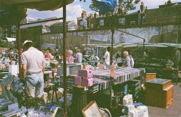 Mercado 'Deptford'