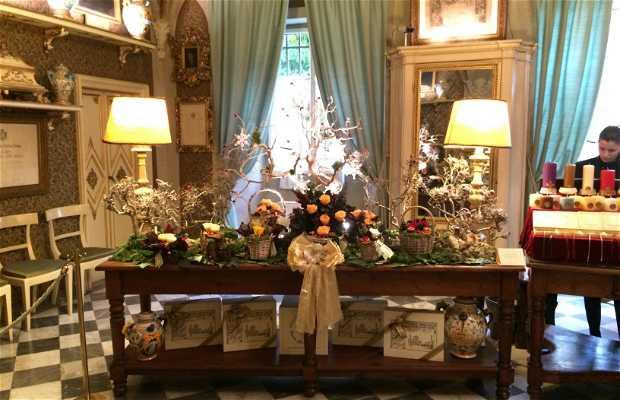 Botica y perfumeria de santa maria novella