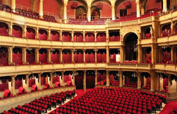 Opéra d'État Hongrois