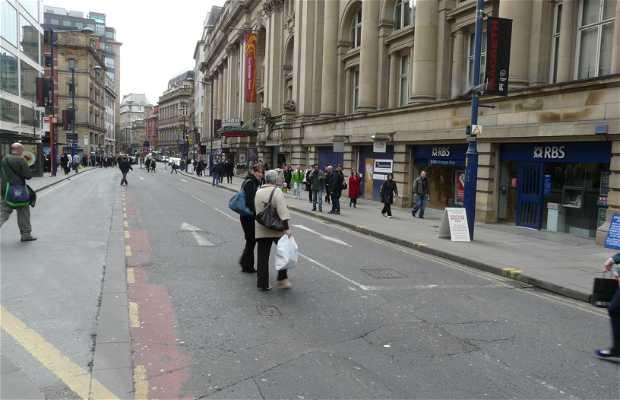 Rua Cross Street