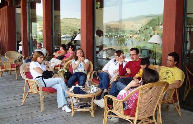Restaurant Cais da Ferradosa (Rivage du Douro)