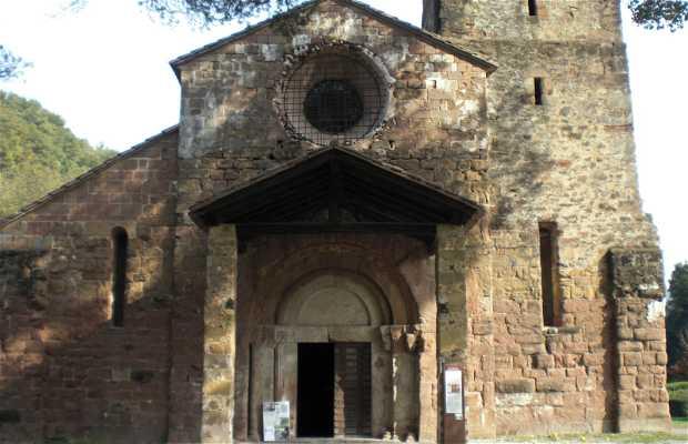 Sant Joan les Fonts Romanesque Monastery