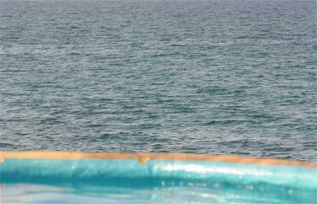 Beach Bar Cala Blanca