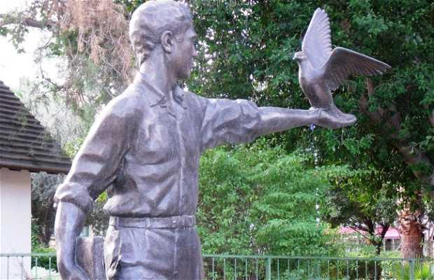 Estatua Iakobos Patatzu
