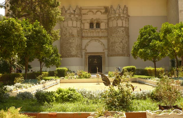 Museo nazionale di Damasco