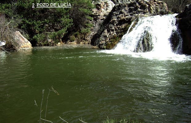 Pozos Del Arroyo De La Dehesa O Sorbe De Galve