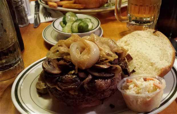 Jackson Hole Burgers (Cerrado)