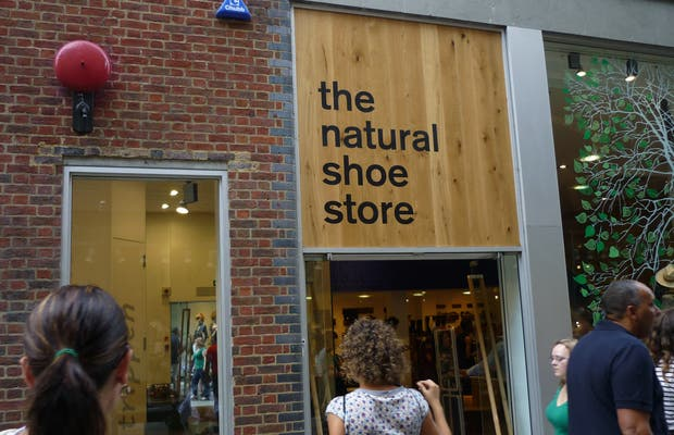 The natural shoe Store