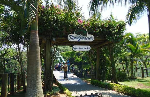 Parque Ilha Grande (Isla Grande)