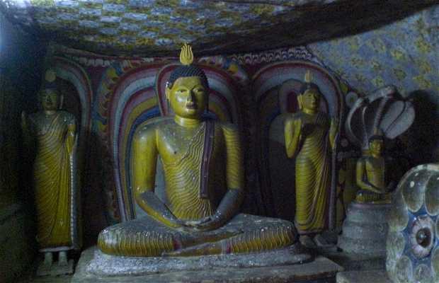 Grande Nuovo Monastero (Maha Alut Vihara)