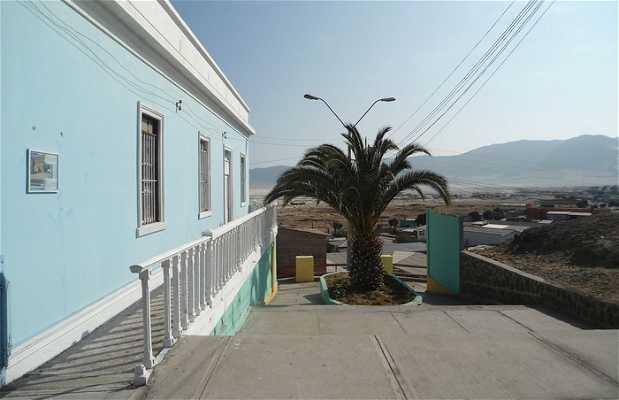 Calle Templo