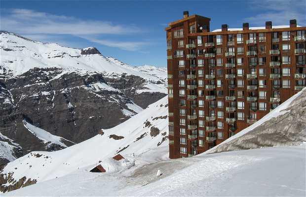 La Cordillère des Andes chiliennes