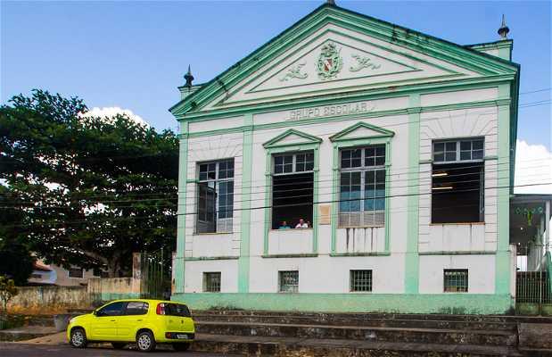 Grupo Escolar Angelo Cesarino- Igarapé-Açu Pa.