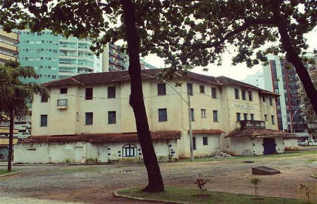 Radium Hotel