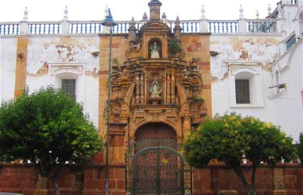 Cathédrale métropolitaine Sucre