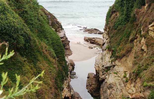 Rapadoira seafront