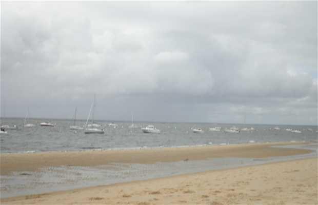 Moulleau Beach