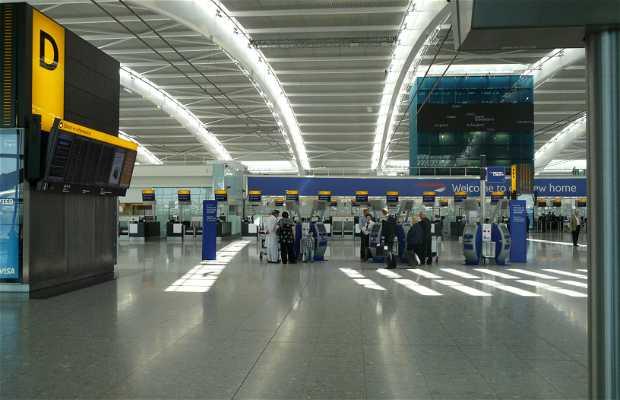 Aeropuerto de Londres - Heathrow