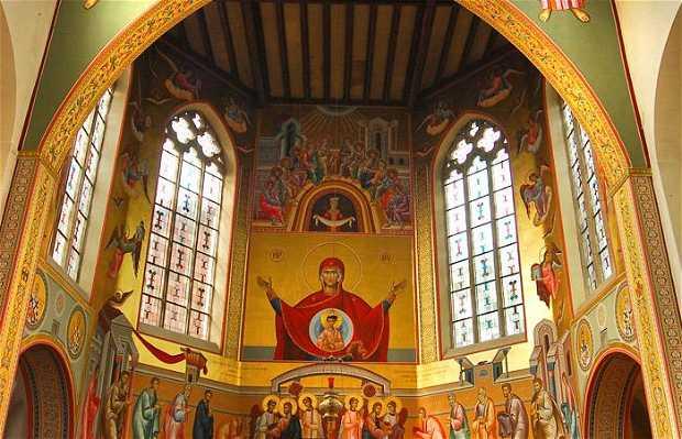 Igreja do Arcanjo Miguel e St. Dimitrios