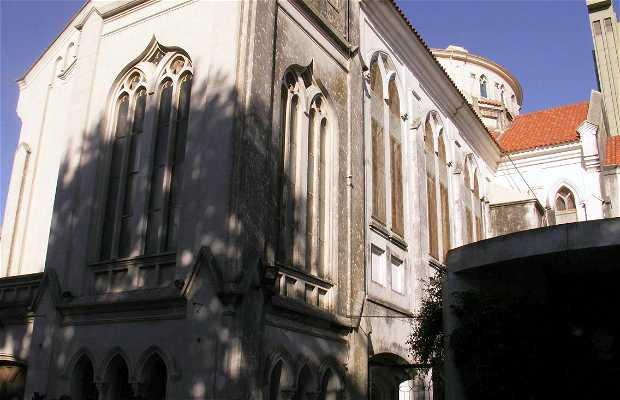 Templo superior de Nuestra Señora de Lourdes