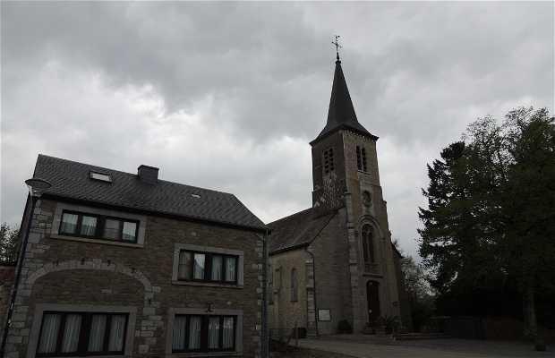 Iglesia Parroquial de Saint Lambert