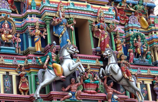 Templo Sri Mahamariammam