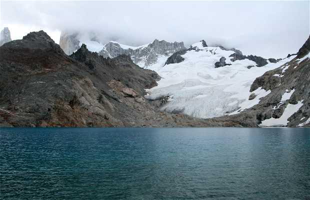 Laguna Los Tres