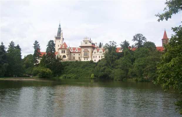 Castillo de Pruhonice