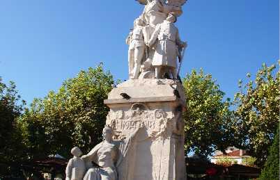 Monument des morts de la Première Guerre Mondiale