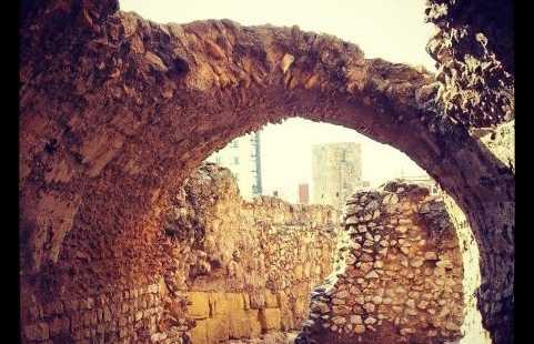 Ruines romaines de Tarraco
