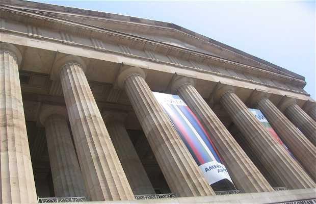 Le musée Smithsonian d'Art Américain