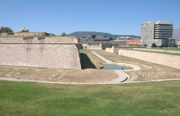 Fossé de la citadelle