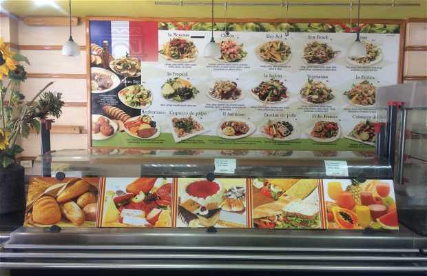Panadería Saint Germain