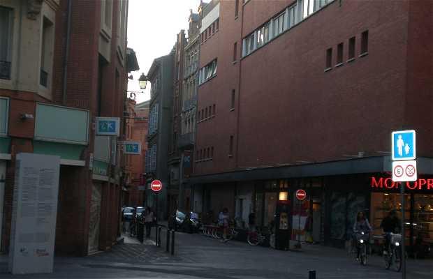 Calle de la Pomme