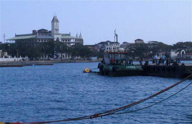 Ferry de Zanzibar a Dar es Salaam
