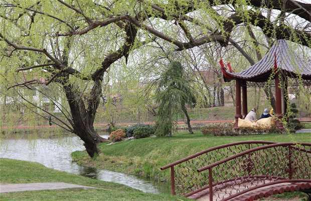 Jardín botánico de Craiova