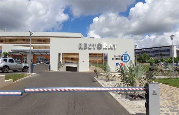 Nouveau rectorat de l'Académie de Guadeloupe